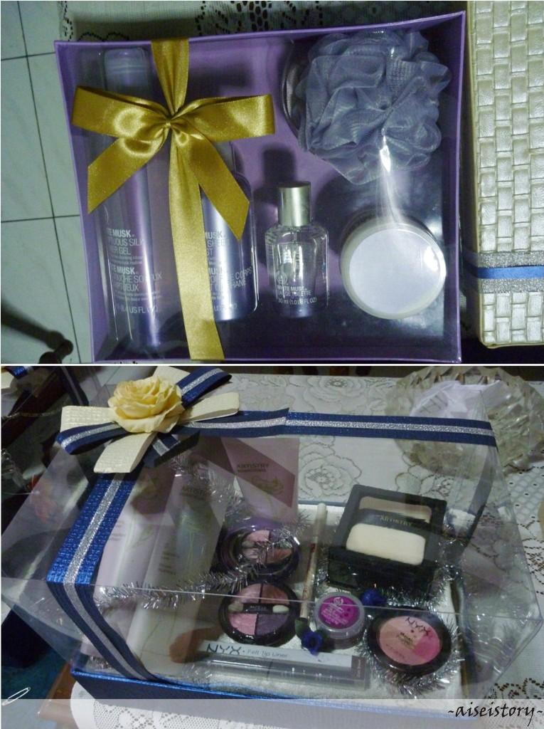alat mandi, parfum, dan kosmetika